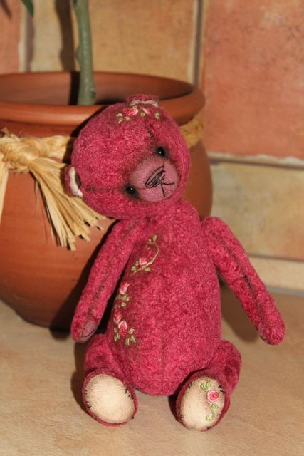 Расхомяк мишек Тедди / Авторские и коллекционные игрушки / Шопик. Продать купить куклу / Бэйбики. Куклы фото. Одежда для кукол