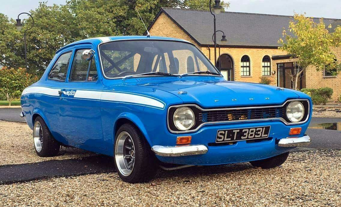 Pin On Ford Escort Mk1 Build Ideas