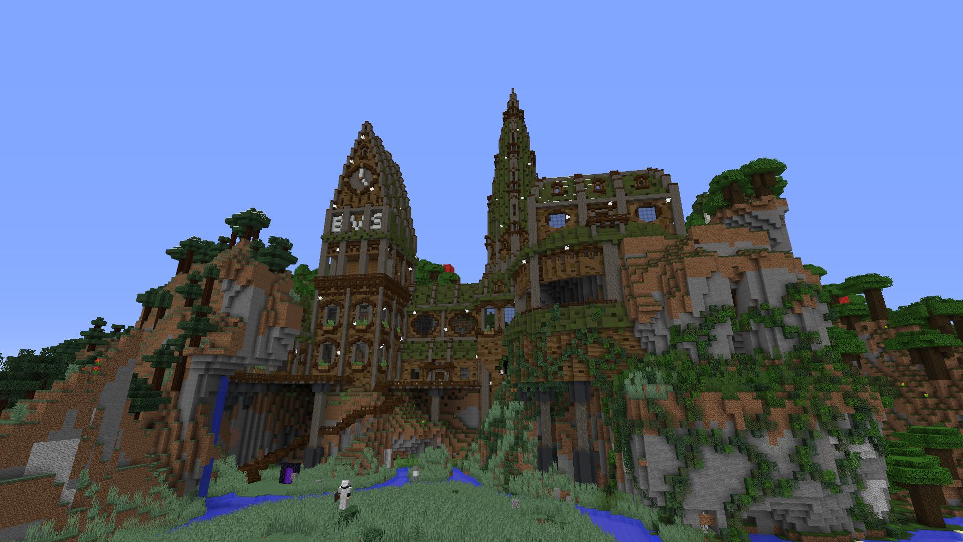 Minecraft Building Ideas Reddit