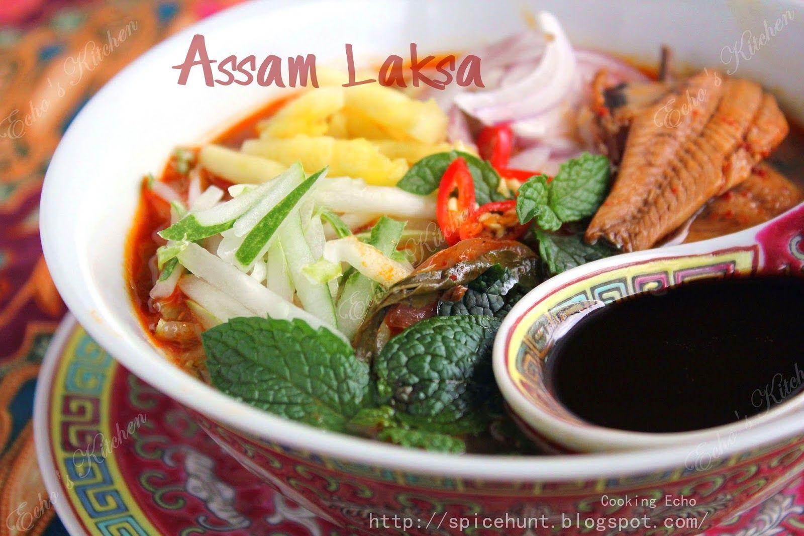 A taste of memories -- Echo's Kitchen: Malaysian