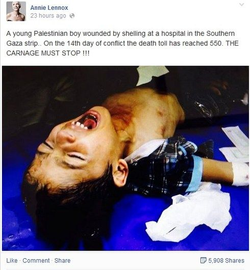 Celebrities speak out on Gaza (with images, tweets) · jvplive · Storify
