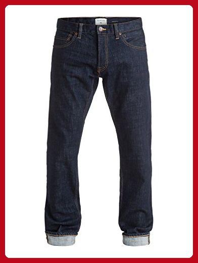Quiksilver Mens Revolver Rinse 5 Pocket 32 Denim Pants