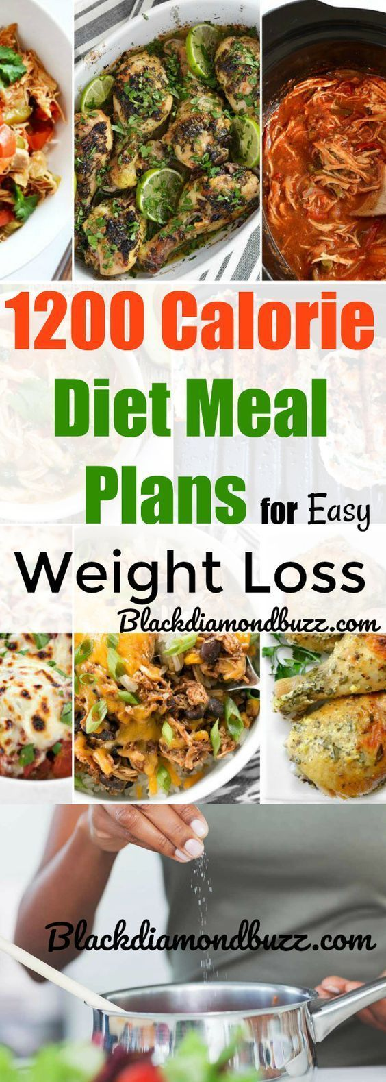 1200 Calorie Diet Meal Plans Low Carb For Weight Loss ...