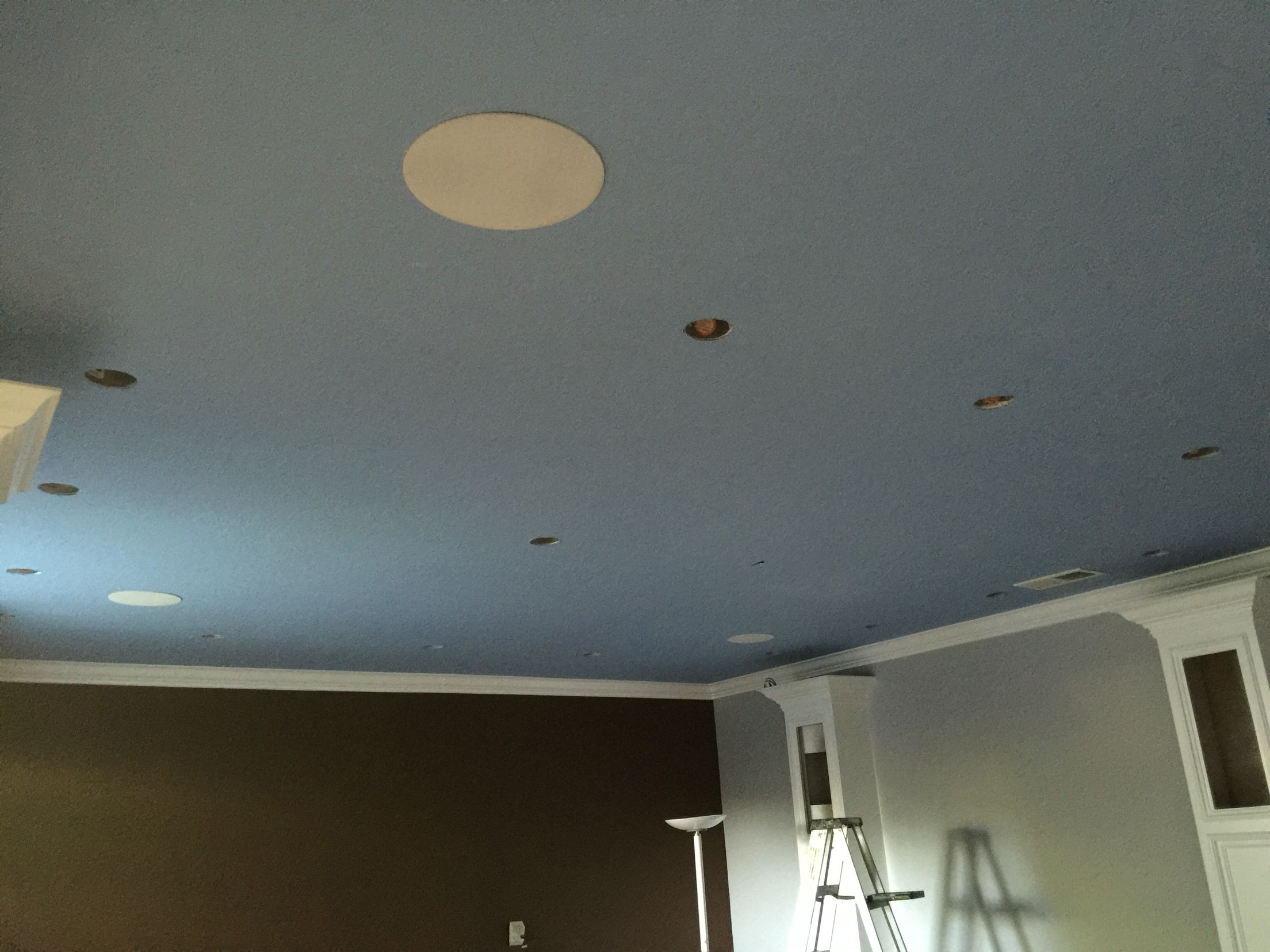 Dolby Atmos Ceiling Speakers Are In Ceiling Speakers Home