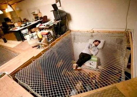 Hot Cool Bed Ideas Dream House House Indoor Hammock