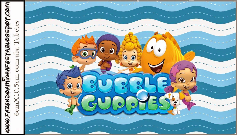 Magnífico Dibujos Animados De Guppies De Burbujas Para Colorear ...