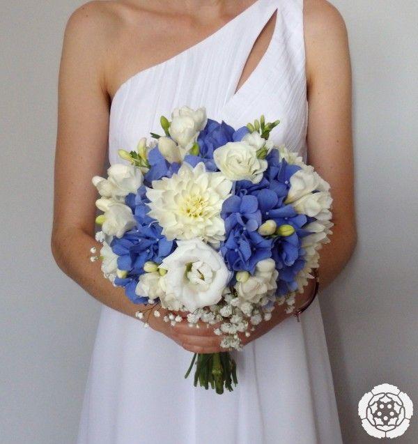 Bukiety Slubne Wroclaw Hydrangea Bouquet Wedding Hydrangeas Wedding Wedding Bouquets