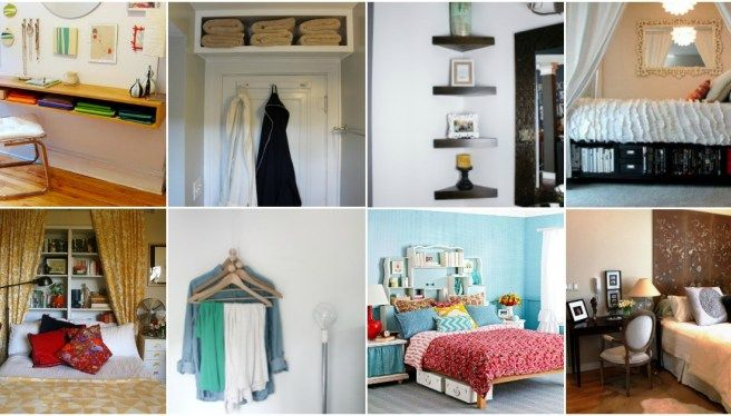 Best 20 Space Saving Ideas And Organizing Projects To Maximize 400 x 300