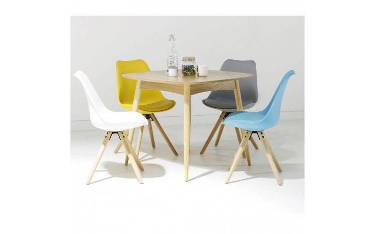 cet t apportez de la couleur votre intrieur avec les chaises scandinaves matt - Chaises Scandinaves Couleur