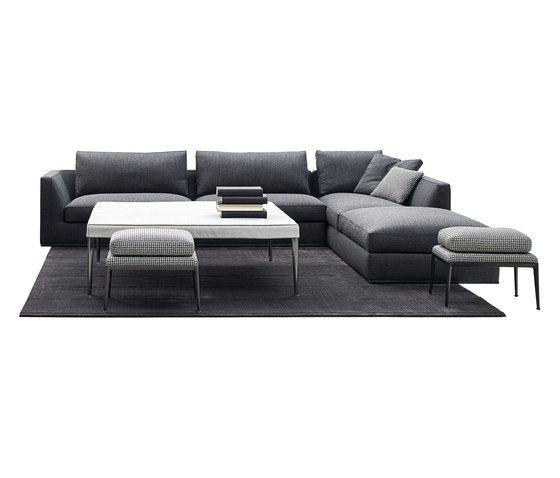 Richard Sofa By B B Italia Modular Seating Systems Architonic Sofa Styling Soft Seating Office B B Italia