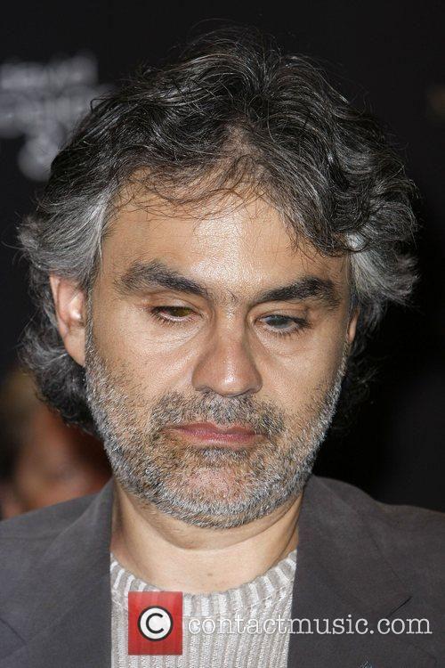 Resultado de imagem para imagens de Andrea Bocelli