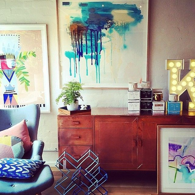 Fun Colourful Styling Interior Interiordesign Decor Art Awesome College Of Interior Design Decor