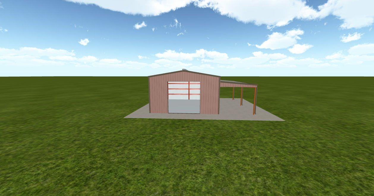 Cool 3D #marketing http://ift.tt/2wv0kA6 #barn #workshop #greenhouse #garage #roofing #DIY