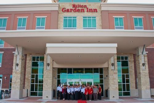 Delightful Hilton Garden Inn Manhattan Kansas   Family Hotel Review Pictures Gallery
