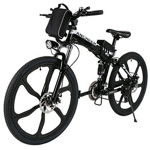 8 Top 10 Best Electric Bikes Reviews In 2017