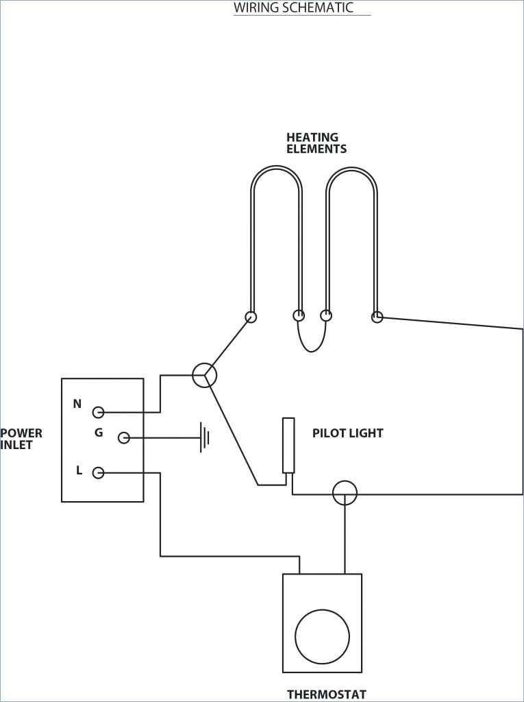 Wiring Diagram For 220 Volt Baseboard Heater Thermostat