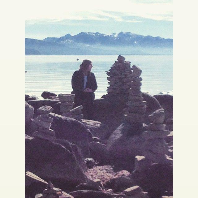 missing break at Lake Tahoe #tbt ❄️❄️⭐️❄️❄️