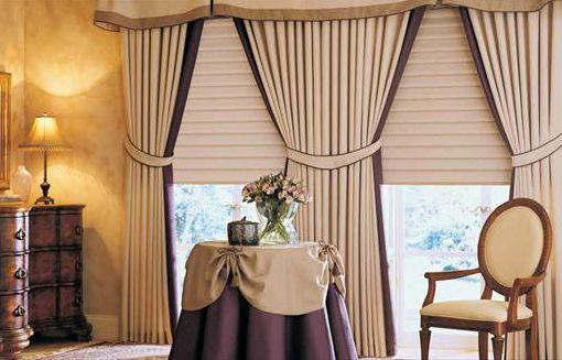 ستائر تفصيل لديكورات غرف المعيشة Simple Curtains Custom Drapes