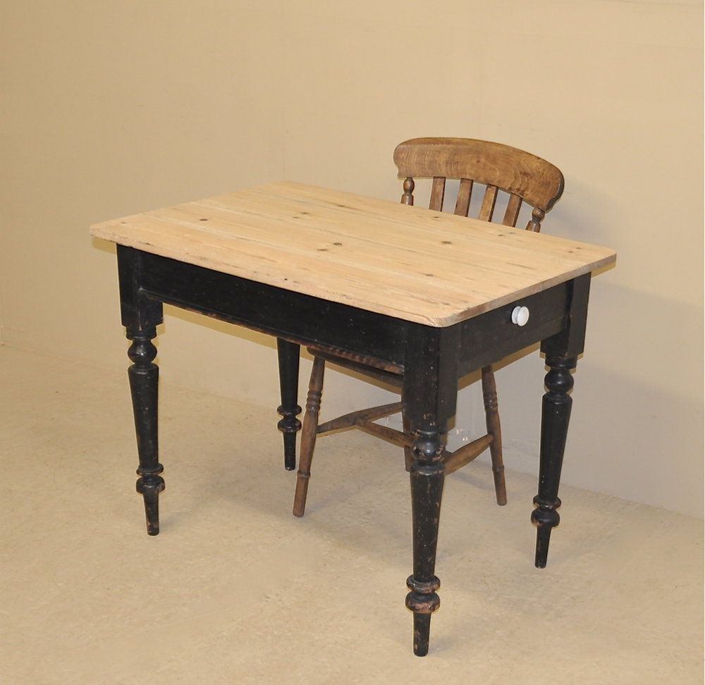 Small Antique Pine Kitchen Table - Small Antique Pine Kitchen Table Http://radiofreeion.net