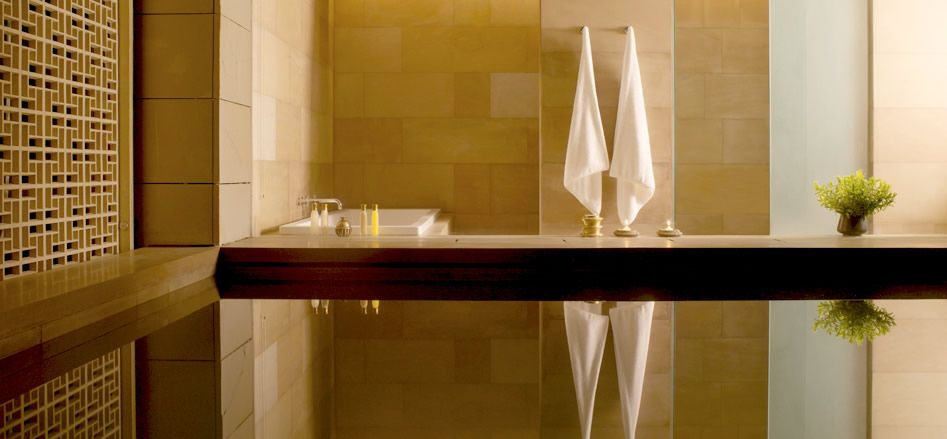 luxe-ist: Urban Chic : Asia- Aman Spa