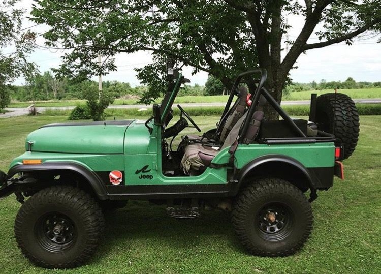 My 81 CJ5 painted with bed liner image by Joe Paul Bed