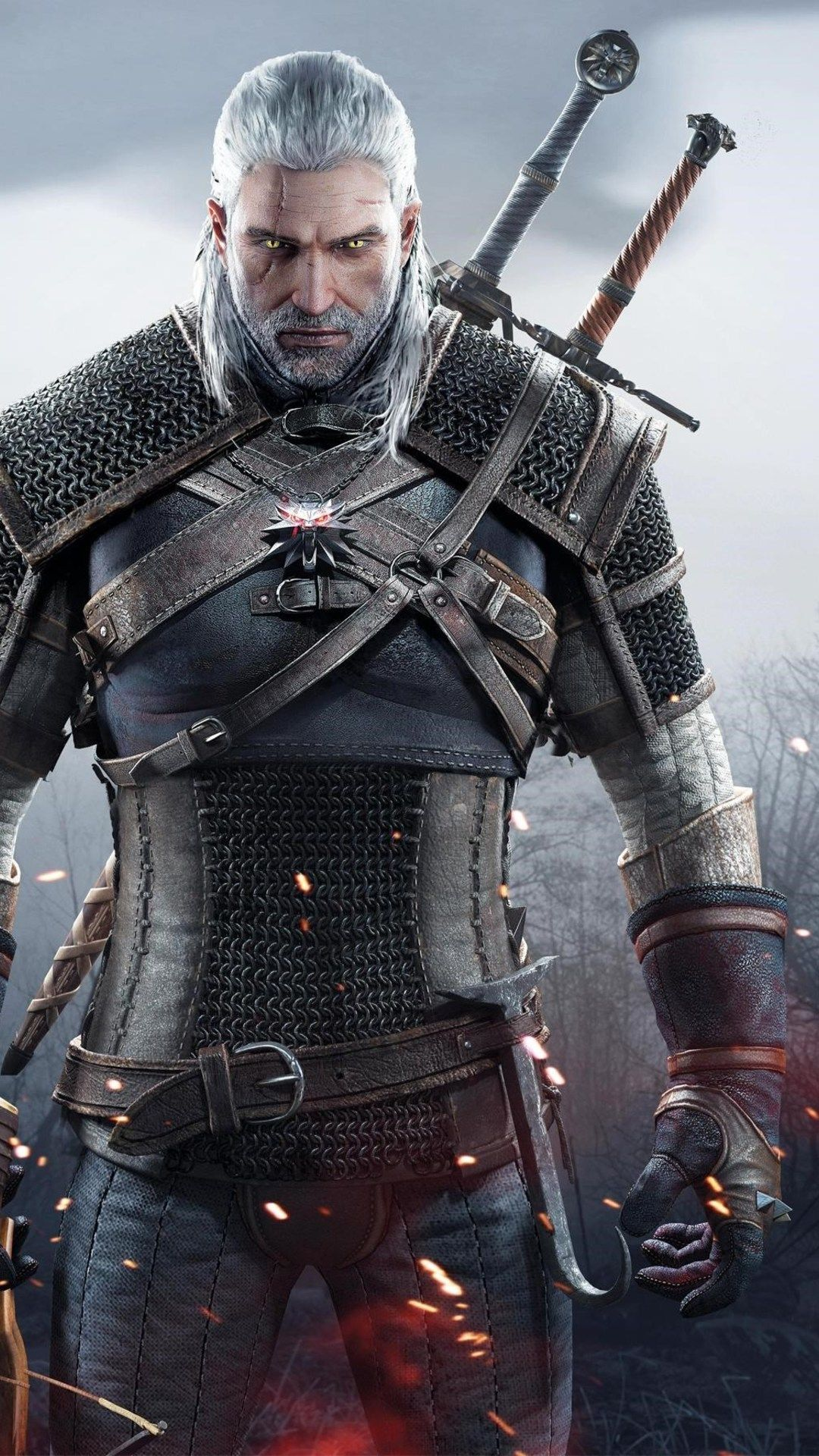 The Witcher 3 Wallpapers Iphone » Hupages » Download