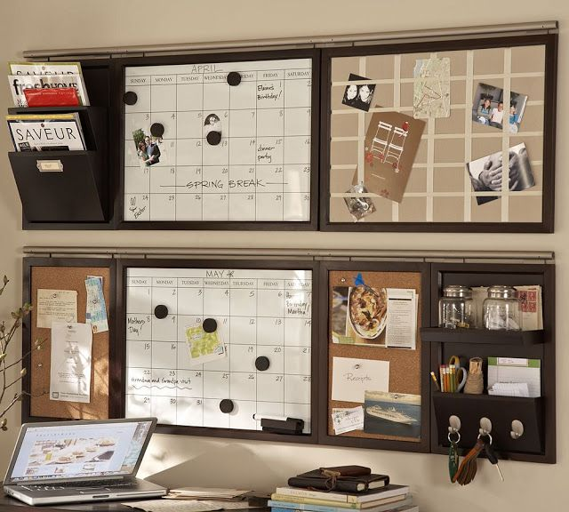 wall command centre ideaexcept only only one month calendar and