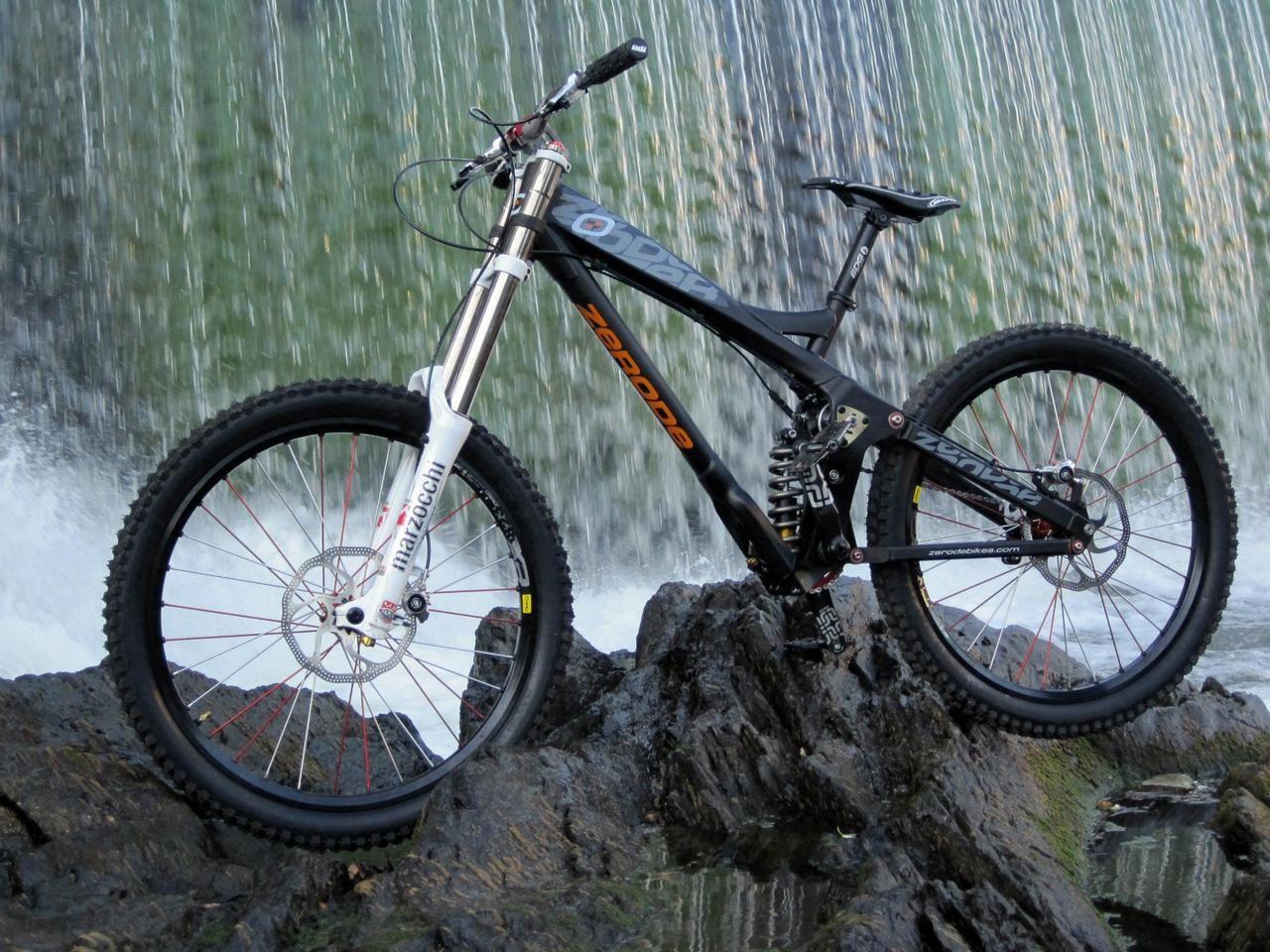 Zebode Downhill Bike Downhill Bike Mtb Bike All Terrain Bicycle