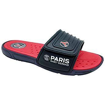 b7aa22fa7 FUNKYMONKEY Men's Fashion Slide Sandals Adjustable Slipper ...