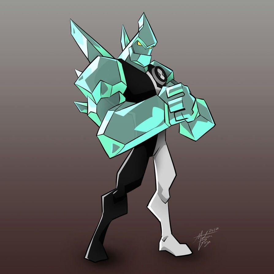 Diamondhead Species Petrosapien Homeworld Petropia Which Was Originally Destroyed But Even Fondos De Pantalla De Iphone Personajes De Goku Imagenes De Vegeta