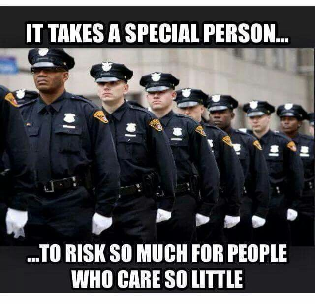 Police And Media: People Would Care If The Pot Stirring American News Media