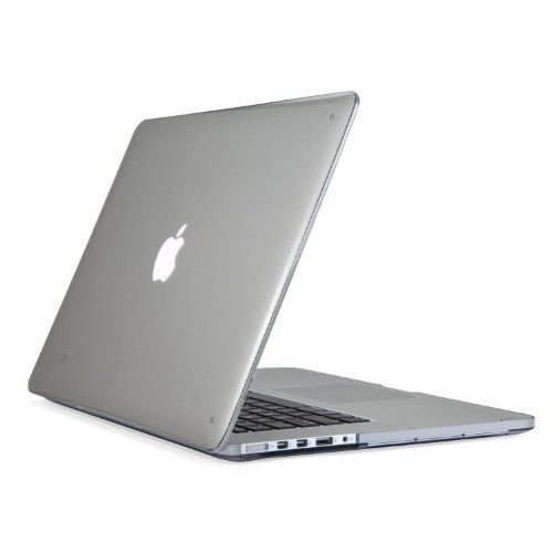 Speck Products Seethru Case For Macbook Pro 15inch With Retina Display Spka2411 Does Not Fit Nonretina M Macbook Pro Laptop Case Macbook Pro Laptop Macbook Pro