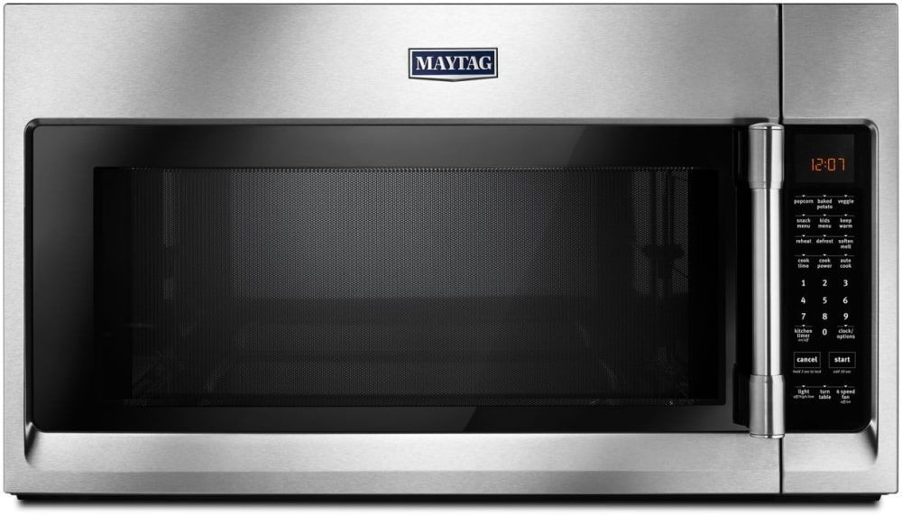 Maytag Mmv5220fz Microwave Oven Charcoal Filter Microwave