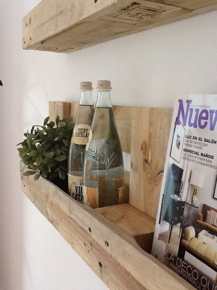 40 sorprendentes formas de reciclar palets y cajas de for Reciclar palets para muebles