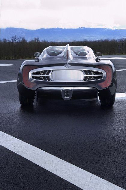 2007 Spyker C12 (Zagato) - Studios