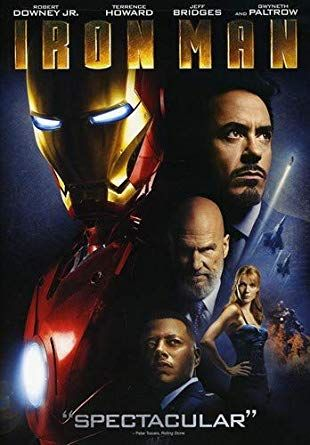 iron man 1 kinox