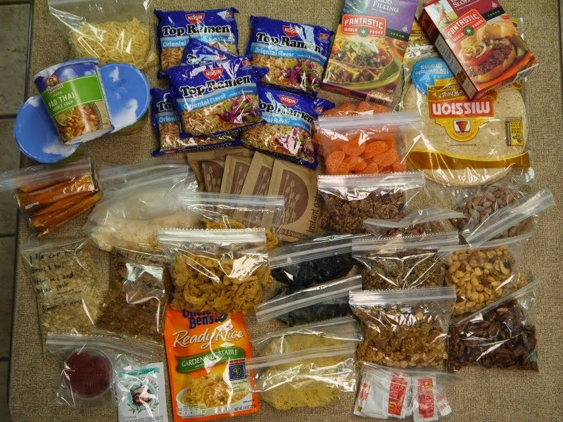 A wonderful vegan life a five day vegan backpacking food