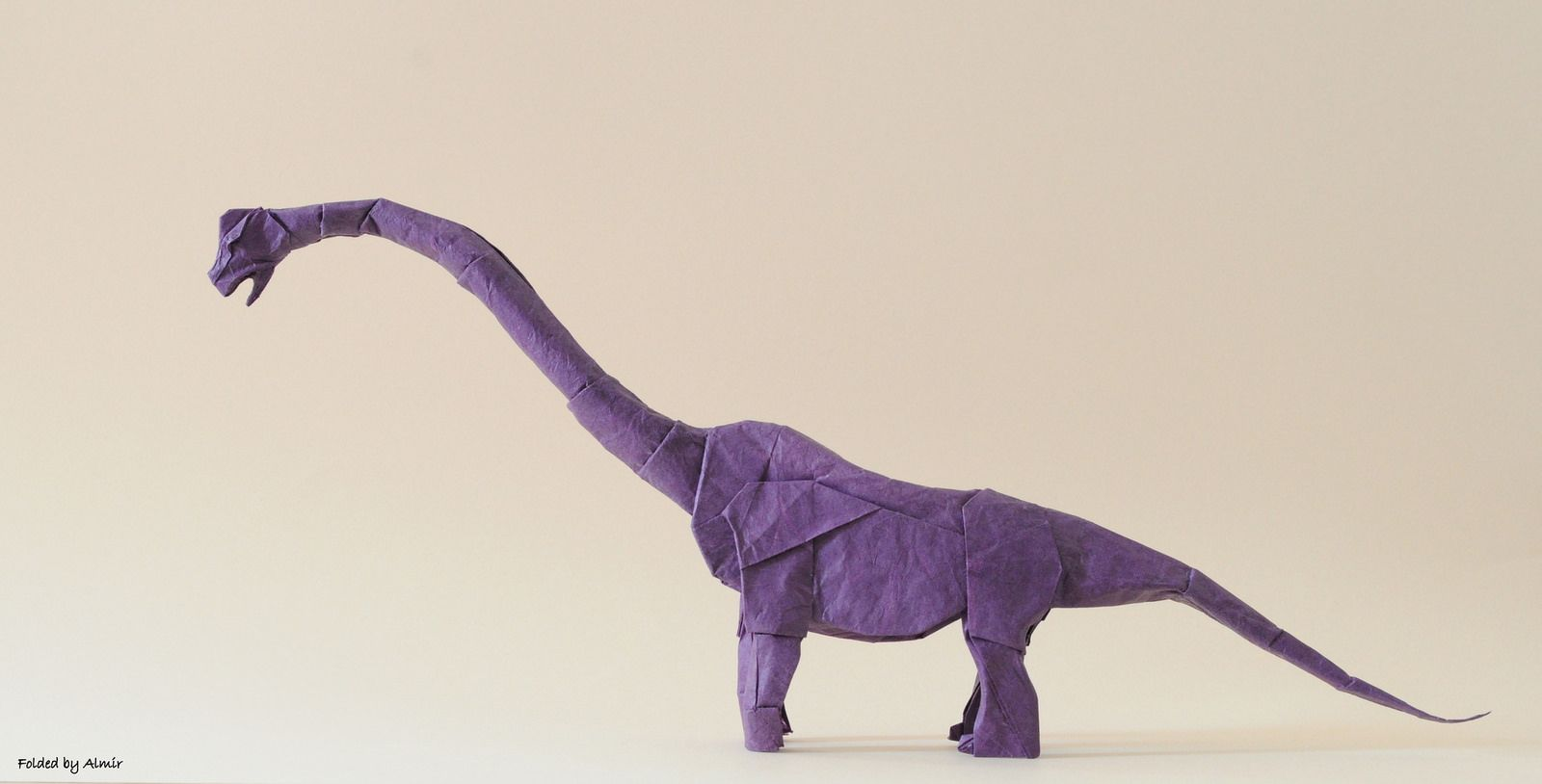 Brachiosaurus by shuki kato brachiosaurus by shuki kato by alexmironenko jeuxipadfo Image collections