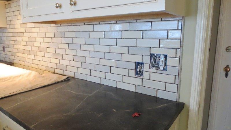 Excellent Quarter Round Trim For 2X6 Handmade Sygyzy Tiles Kitchen Interior Design Ideas Gresisoteloinfo