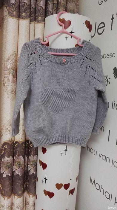 схема сердца | Knitting | Детское вязание, Ручное вязание ...