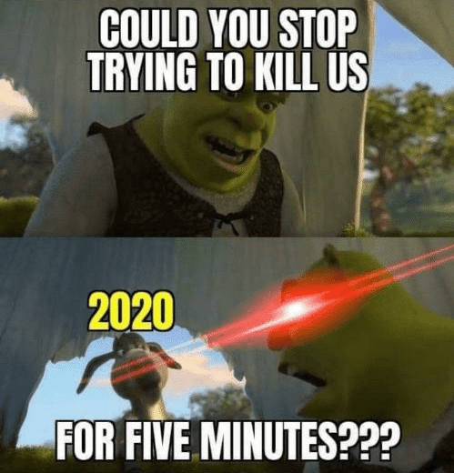 Thirty Nine Disaster Laden 2020 Memes Because We Re All Over It Really Funny Memes Stupid Memes Funny Relatable Memes