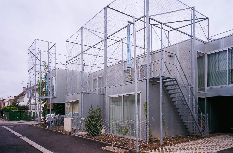 Wohnungsbau Mulhouse, Anne Lacaton und Philippe Vassal | 0-9 ...
