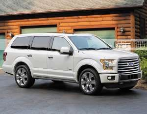2018 Ford Expedition Lincoln Navigator Staying Large While Slimming Down Car And Driver Ford Expedition Ford F150 Pickup Trucks