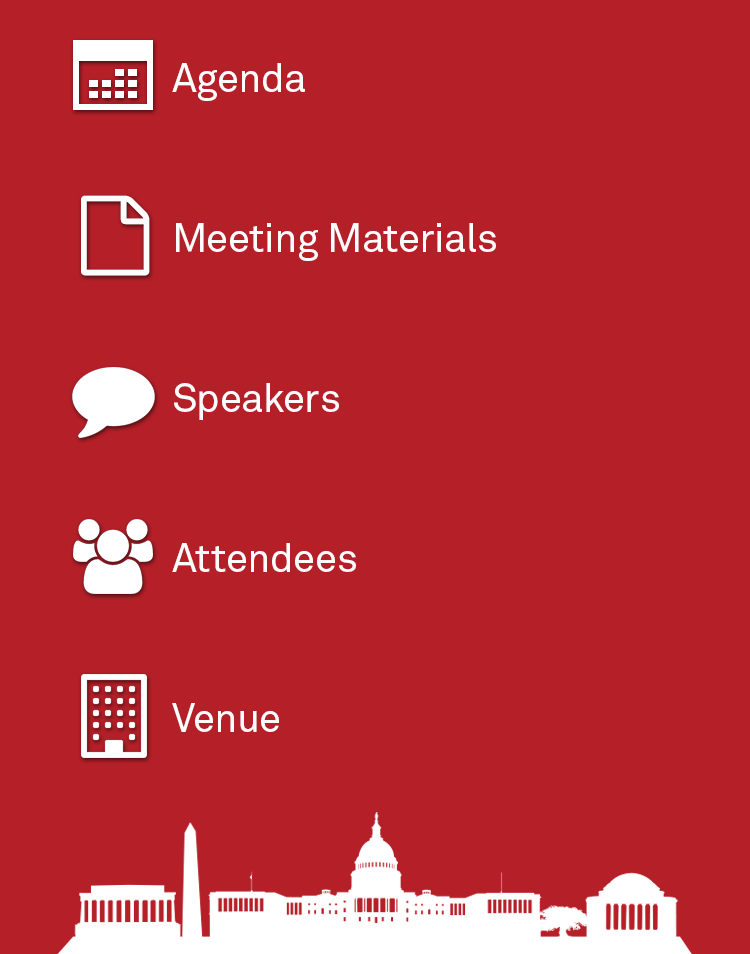 One of the best designs for medical meeting app home screen in ...