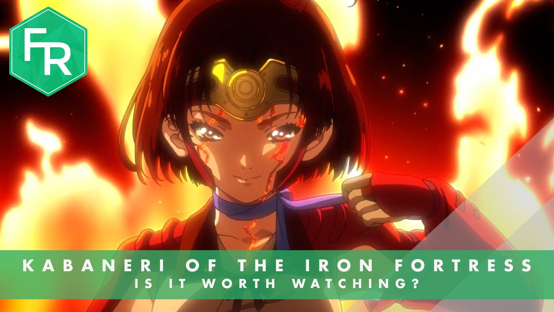 Kabaneri Of The Iron Fortress Download All Season Episode Iron Fortress Popular Anime Steampunk Anime