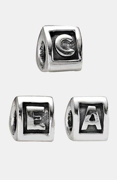 Pandora Initial Charm Available At Nordstrom