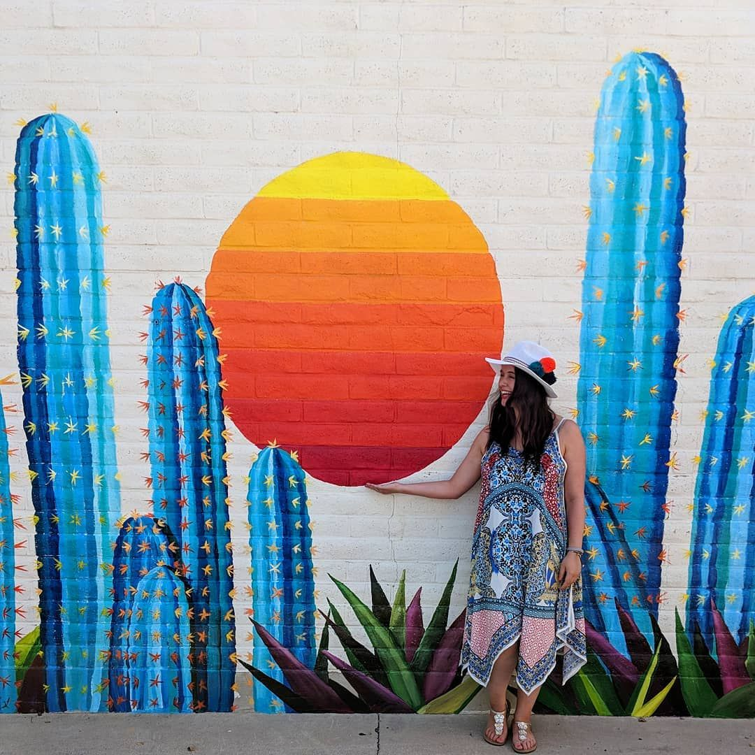 The best Instagram spots in Scottsdale, Arizona #desertlife