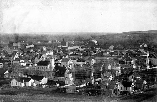 Mandan Nd 1907 Early North Dakota Homesteaders Of North Dakota History State Historical Society Of Nort North Dakota Mandan University Of North Dakota