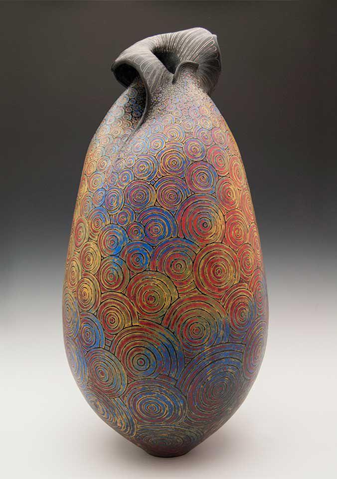 Vase Drawing Art
