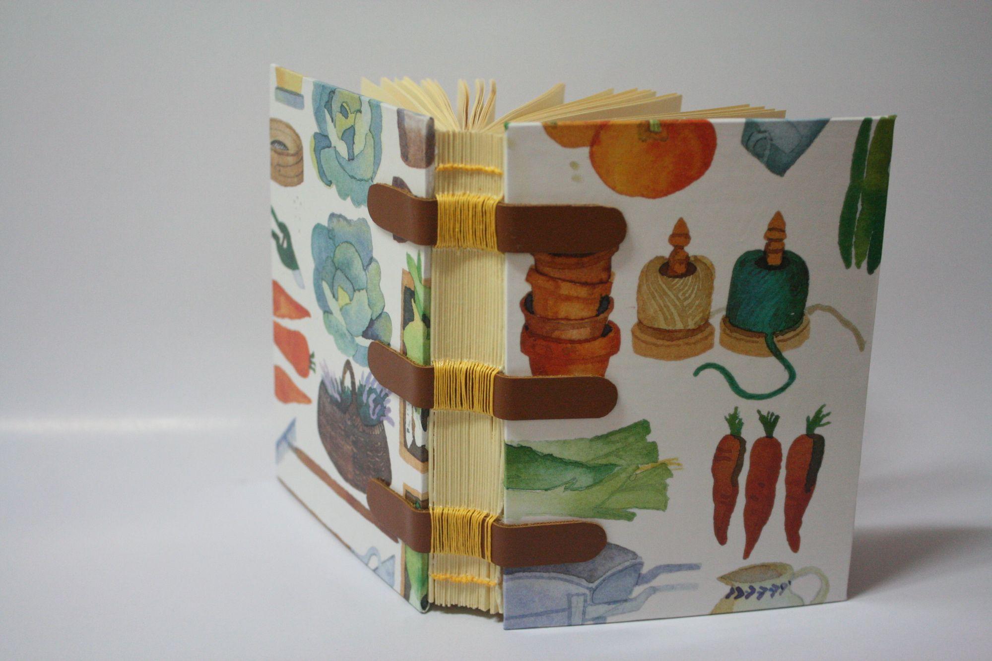Vegetable Notebook